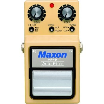 Maxon AF-9 Auto Filter Pedal - New Version