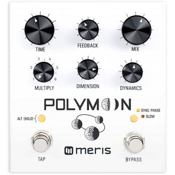 Meris Polymoon Super-Modulated Delay Pedal