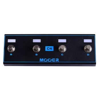 Mooer AirSwitch Wireless Controller / Switcher