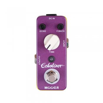 Mooer Audio Echolizer Delay Pedal