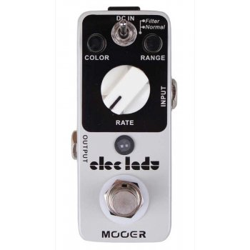 Mooer Audio Eleclady Analog Flanger Pedal