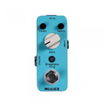 Mooer Audio Ensemble King Analog Chorus Pedal
