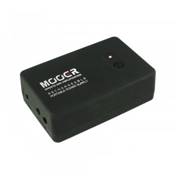 Mooer Audio MPPower Rechargable Pedal Power Supply