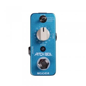 Mooer Audio Pitch Box Harmony Pitch Shifter Pedal