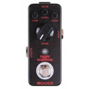 Mooer Audio Rage Machine Metal Distortion Pedal