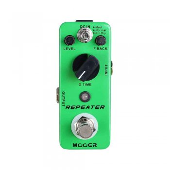 Mooer Audio Repeater Digital Delay Pedal