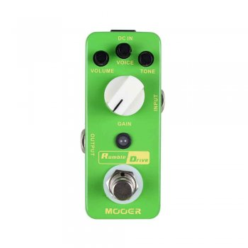 Mooer Audio Rumble Drive Overdrive Pedal