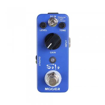 Mooer Audio Solo Distortion Pedal