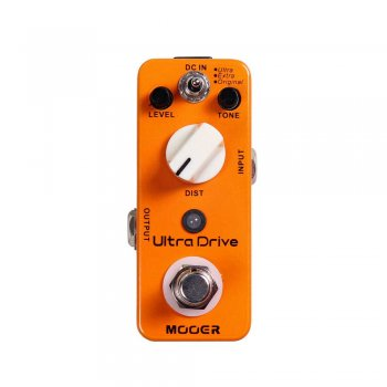 Mooer Audio Ultra Drive Distortion Pedal