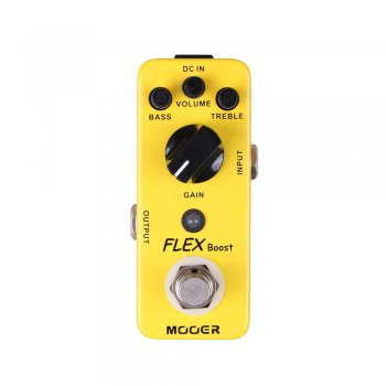 Mooer Flexboost Clean Boost Pedal
