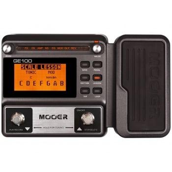 Mooer GE-100 Guitar Multi-Effects processor