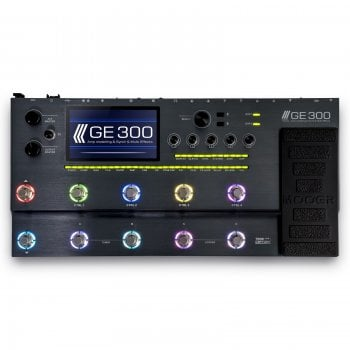 Mooer GE-300 Amp Modeling + Synth + Multi-Effects Pedal