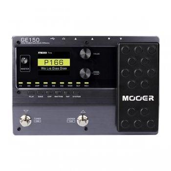 Mooer GE150 Amp Modelling Multi Effects Pedal