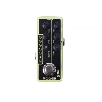 Mooer Micro Preamp 006 Classic Deluxe Pedal