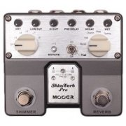 Mooer Audio Shimverb Pro Reverb Pedal