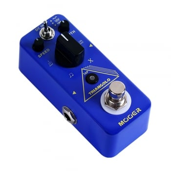Mooer Triangolo Digital Tremolo Guitar Pedal