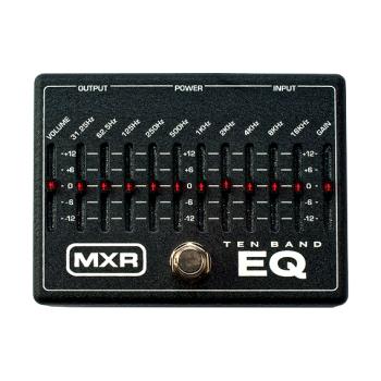 MXR 10-Band Graphic EQ