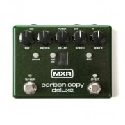 MXR Carbon Copy Deluxe Analog Delay Pedal (Pre Order Now!)