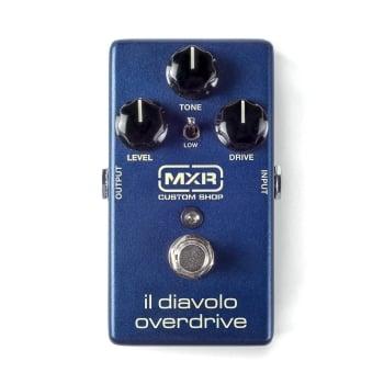 MXR Custom Shop Il Diavolo Overdrive