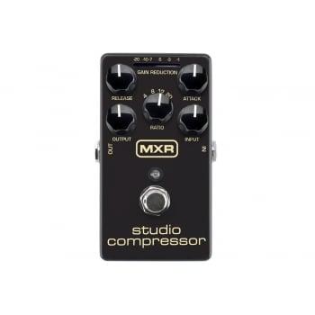 MXR Dunlop M76 Studio Compressor Effect Pedal