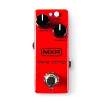 MXR Dyna Comp Mini Compression Guitar Effect Pedal