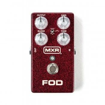 MXR M251 FOD Drive Guitar Effects Pedal