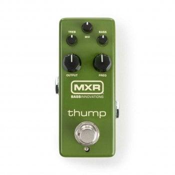 MXR M281 THUMP Bass Preamp Pedal