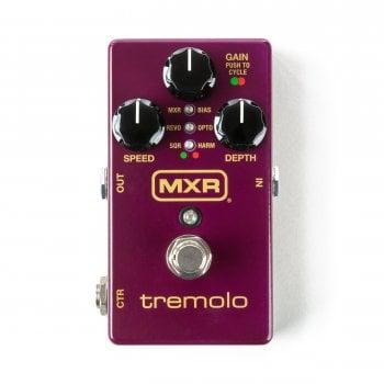 MXR M305 Tremolo Guitar Effect Pedal
