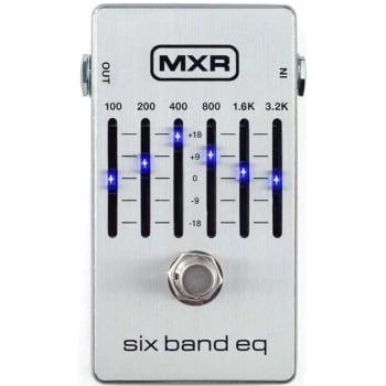 MXR Six Band Graphic EQ M109S