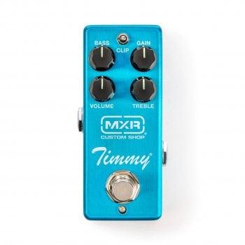 MXR TIMMY Mini Overdrive Pedal CSP 207