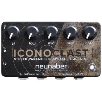 Neunaber Iconoclast Cabinet Simulation & Headphone Amp Pedal