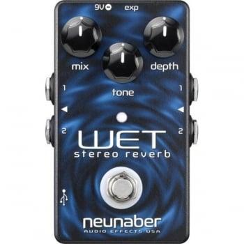 Neunaber Technology Wet Stereo Reverb Pedal V2