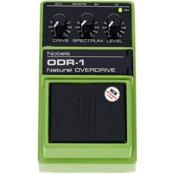 Nobels ODR-1BC Overdrive Pedal (Bass Cut)
