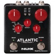 Nux Atlantic Verdugo Series - Delay & Reverb Pedal