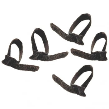 On-Stage CTA6600 Hook and Loop Cable Ties (5 Pack)