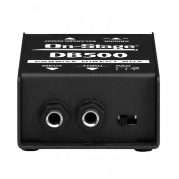 On-Stage DB500 Passive DI Box