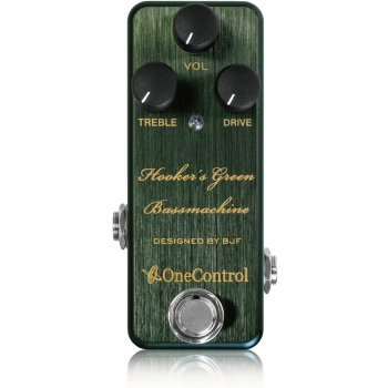 One Control Hookers Green Bass Machine Overdrive