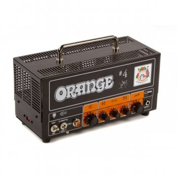 Orange #4 Jim Root Signature Terror 15W All-Valve Guitar Amplifer Head