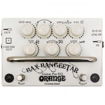 Orange Bax Bangeetar (White)