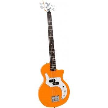 Orange O Bass Guitar - Orange