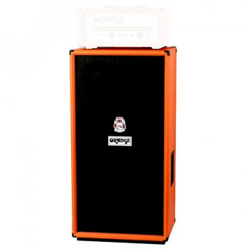 Orange OBC810 8 x 10 Bass Speaker Cabinet (Orange)