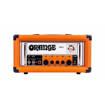 Orange OR15 15W Pics Only Guitar Head