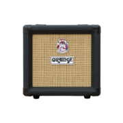 "Orange PPC108 1x8"" Guitar Speaker Cabinet Black"