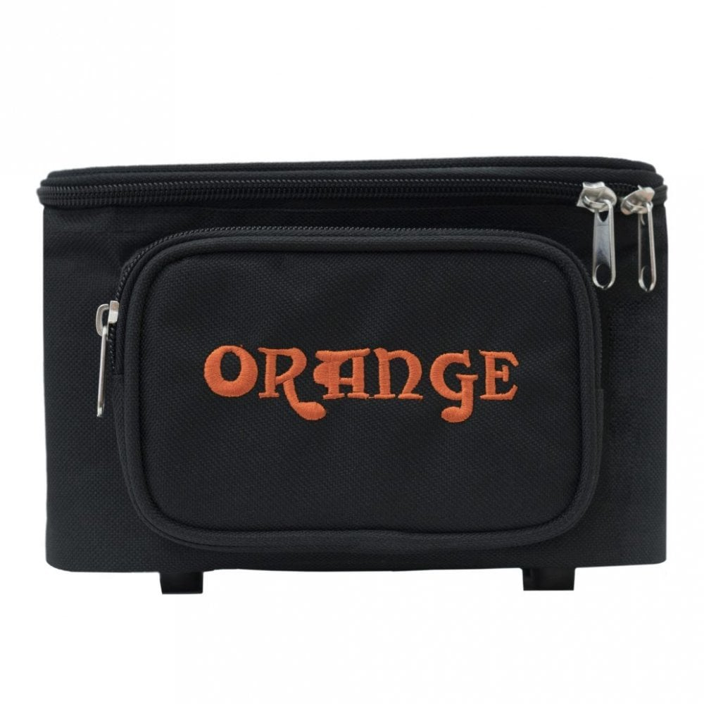orange padded gigbag case for micro terror micro dark amplifier. Black Bedroom Furniture Sets. Home Design Ideas