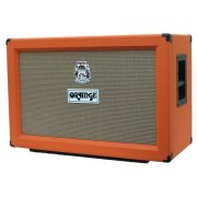 Orange PPC212 Closed Back 2x12 Guitar Speaker Cabinet (Orange)