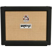 Orange PPC212OB Open Back 2x12 Guitar Speaker Cabinet (Black)