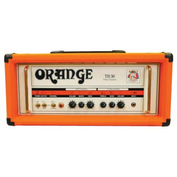Orange TH30 All Valve Twin Channel Guitar Amplifier Head