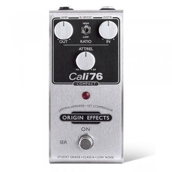 Origin Effects - Cali76 Compact Class-A Compressor Pedal