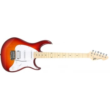Peavey Raptor Plus Electric Guitar - Cherry Burst