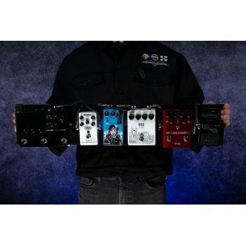 Pedaltrain Nano MAX Two Rail Guitar Pedal Board with Soft Case  (PT-NMAX-SC)